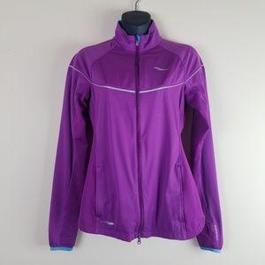 Saucony Full Zip Running Jacket